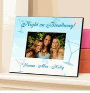 Personalized City Get Away Frame#Bridesmaidgift #weeding #gift #Photoalbum cheapgroomsmengifts.com