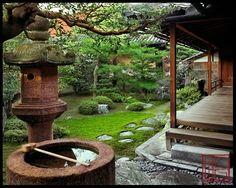Photographs of Japanese Gardens | The Beautiful Gardens of Kyoto - Tokai An