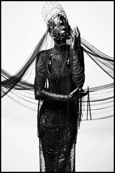 cool macabre | dark fashion | goth | obscure | high fashion editorial... by http://www.polyvorebydana.us/high-fashion/macabre-dark-fashion-goth-obscure-high-fashion-editorial/