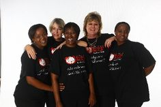 Operation Bobbi Bear - a group of women I worked with in Amanzimtoti, KwaZulu Natal, South Africa in 2003. I left a part of my heart when I left South Africa... and it will always remain with them.