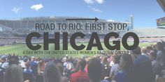 Road to Rio: First Stop, Chicago Team Games, The Republic, Milwaukee, Rio, Chicago, About Me Blog, United States, Group Games, U.s. States