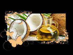 Impacco pre-shampoo all'olio di cocco - Cura dei Capelli - YouTube