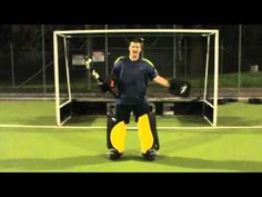 Ryde Hockey Club Goal Keeper Zeke Newman goes through the basics of goal keeping. Zeke discusses positioning, ground saves and aerials, important skills for . Field Hockey Drills, Goalkeeper Training, Soccer Coaching, Improve Yourself, Goals, Workout, Sports, Youtube, Hockey Stuff