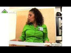 Cómo cortar un estor enrollable a medida (Leroy Merlin) - YouTube Merlin, Youtube, Athletic, Home, Windows Decor, Step By Step, Diy, Elegant, Tejidos