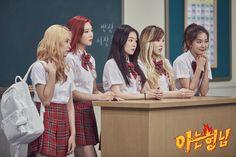 at Knowing Bros Seulgi, K Pop, South Korean Girls, Korean Girl Groups, Female Supremacy, Kim Yerim, Red Velvet Irene, Best Songs, Girl Photography