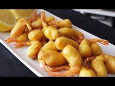receta de tempura, Te dejo aqui el paso a paso, para aprender hacer la tempura perfecta. Encuentra todas las videorecetas ordenadas por orden alfabetico: Lin... Fried Shrimp, Pretzel Bites, Seafood, Fries, Potatoes, Bread, Vegetables, Ethnic Recipes, Youtube