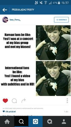 K-POP Funnies - International Fans