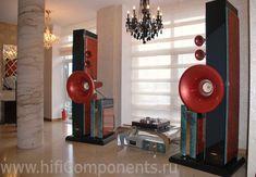 Изготовление акустики, акустическая система Hi-End класса