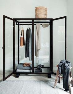 Glazen kledingkast - THESTYLEBOX