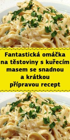 Slovak Recipes, Bon Appetit, Poultry, Risotto, Good Food, Food And Drink, Cooking Recipes, Meals, Chicken