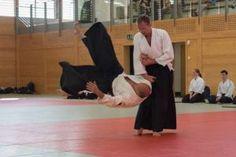 ÖAV Verbandslehrgang am 14./15. Mai 2016 - Budokan Wels: Danprüfung Koshinage