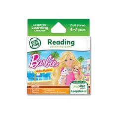 LeapFrog Explorer Learning Game Barbie | Toys R Us Australia