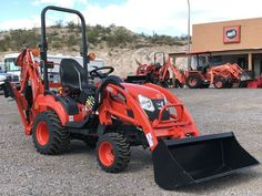 27 Best Compact Tractor Ideas Compact Tractors Tractors Farm Tractor