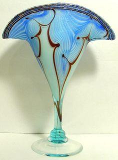 Steuben Art Glass Vase
