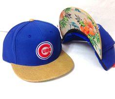 new CHICAGO POM BEANIE Cubs-Colors Winter Knit Ski Hat Striped Retro Men  Women  KBTrading  Beanie  41c1875810b7