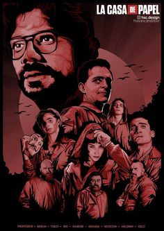 La Casa De Papel Wallpaper iPhone, Desktop and Android - The RamenSwag Phone Screen Wallpaper, Iphone Wallpaper, Japanese Pop Art, Joker Art, Movie Poster Art, Movie Wallpapers, Nairobi, Sketches, Tokyo