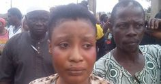 Islamic Cleric Caught While Trying to Use Young Lady for Money Rituals in Badagry (Photos)