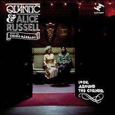 Look Around The Corner (instrumental) - Quantic & Alice Russell & The Combo Barbaro