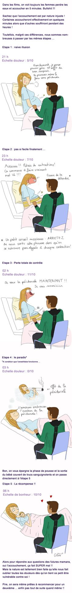 """les 4 phases avant """"la délivrance"""". #drole #photo // www.drolementvotre.com Baby On The Way, Mom And Baby, Baby Love, Funny Babies, Cute Babies, Pregnancy Jokes, Rage, Kid Essentials, Baby Learning"""