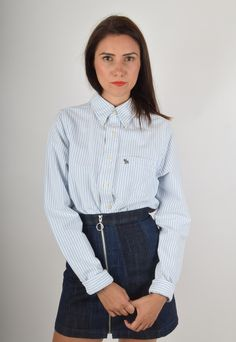 Abercrombie & Fitch Stripes Shirt (1074) | Greatest hits. | ASOS Marketplace