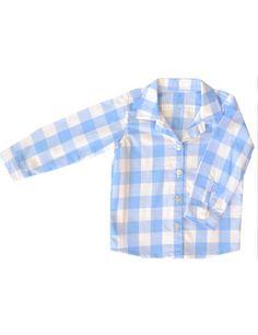 The Bass (Blue) collared shirt! xx