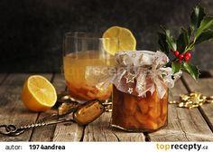 Pečený zázvorový čaj s citrusy recept - TopRecepty.cz