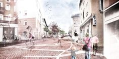 Anerkennung Aufwertung des Stadtzentrums - Kennedyst...competitionline