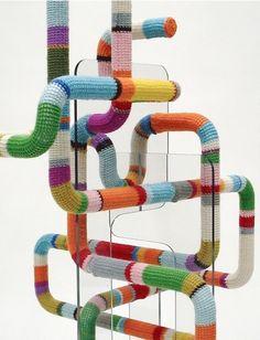 crochet pipes