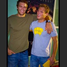 Brothers!!❤️☺️ #7thheaven #season6 #season11 #kevin #ben #thekinkirks #thecamdens #family #brothers #georgestults #geoffstults #memories #bestshowever #longlive #7thheaven