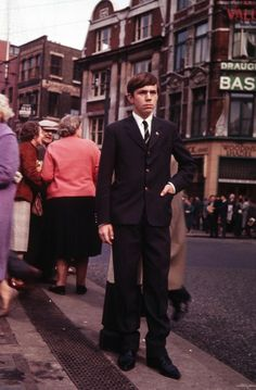 1960s London Streetstyle | Retronaut