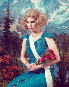 """inthedarktrees: """" The Ideal Woman by Kourtney Roy """""""