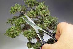 TrainScape: Árbol de alambre. Wire Art Sculpture, Miniatures, Fairy Gardens, Inspiration, Wire Trees, Terraria, Dioramas, Cute Stuff, Tutorials