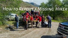 How to Report a Missing #Hiker http://sectionhiker.com/how-to-report-a-missing-hiker/ ice #autumn #winter