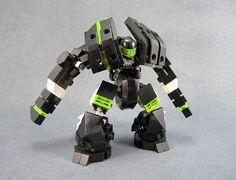 Alpha Centauri Sentinel Front [Blacktron II] | von b3ef