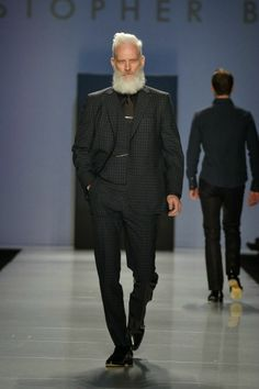 Male Fashion Trends: Christopher Bates Autumn-Winter 2014 | World Mastercard Toronto Fashion Week