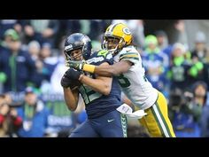Packers vs. Seahawks NFC Championship Game highlights - YouTube