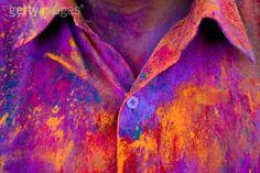 Ha! The festival of colors...I miss it already