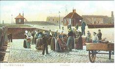 Vismarkt Vlissingen (jaartal: 1920 tot 1930) - Foto's SERC Painting, Art, Pictures, Art Background, Painting Art, Kunst, Paintings, Performing Arts, Painted Canvas