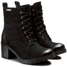 Polokozačky LASOCKI - 4381-03 Černá Combat Boots, Wedges, Shoes, Fashion, Moda, Combat Boot, Zapatos, Shoes Outlet, Wedge