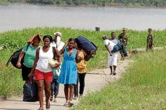 3,9 millones de colombianas son víctimas del conflicto armado, que lleva medio siglo. | Foto: Vanguardia Liberal