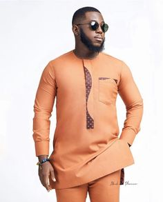 African Wear Styles For Men, African Shirts For Men, African Dresses Men, African Attire For Men, African Clothing For Men, Mens Clothing Styles, Nigerian Men Fashion, African Men Fashion, Mens Fashion Wear