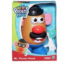 Buy Mr Potato Head at Argos.co.uk, visit Argos.co.uk to shop online for Action figures and playsets, Toys