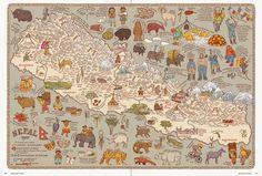 How Modern Cartographers Marry Math and Art | Atlas Obscura