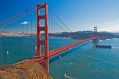 Most Golden Gate je