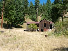 Ghost Town of Susanville Oregon Photo Picture Wallpaper Free
