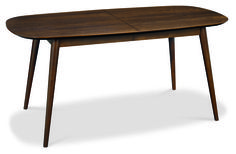 Oslo Walnut 6-8 Seater Extension Dining Table