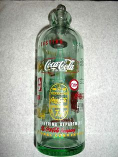 1961 Coca Cola Miami Beach Convention Bottle Mint Condition | http://www.ebay.com/itm/PRICE-REDUCED-1961-Coca-Cola-Miami-Beach-Convention-Bottle-MINT-CONDITION-/321237111431