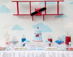 Baby probably won't remember his first birthday party, but that doesn't mean you can't go all out (a