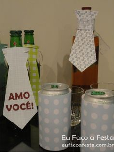 de bebidas para dia dos pais. #freebie #ilustracao #diadospais #pais ...