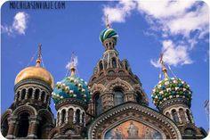San Petersburgo, una ciudad imperial analizada por Lucas y Ludmila